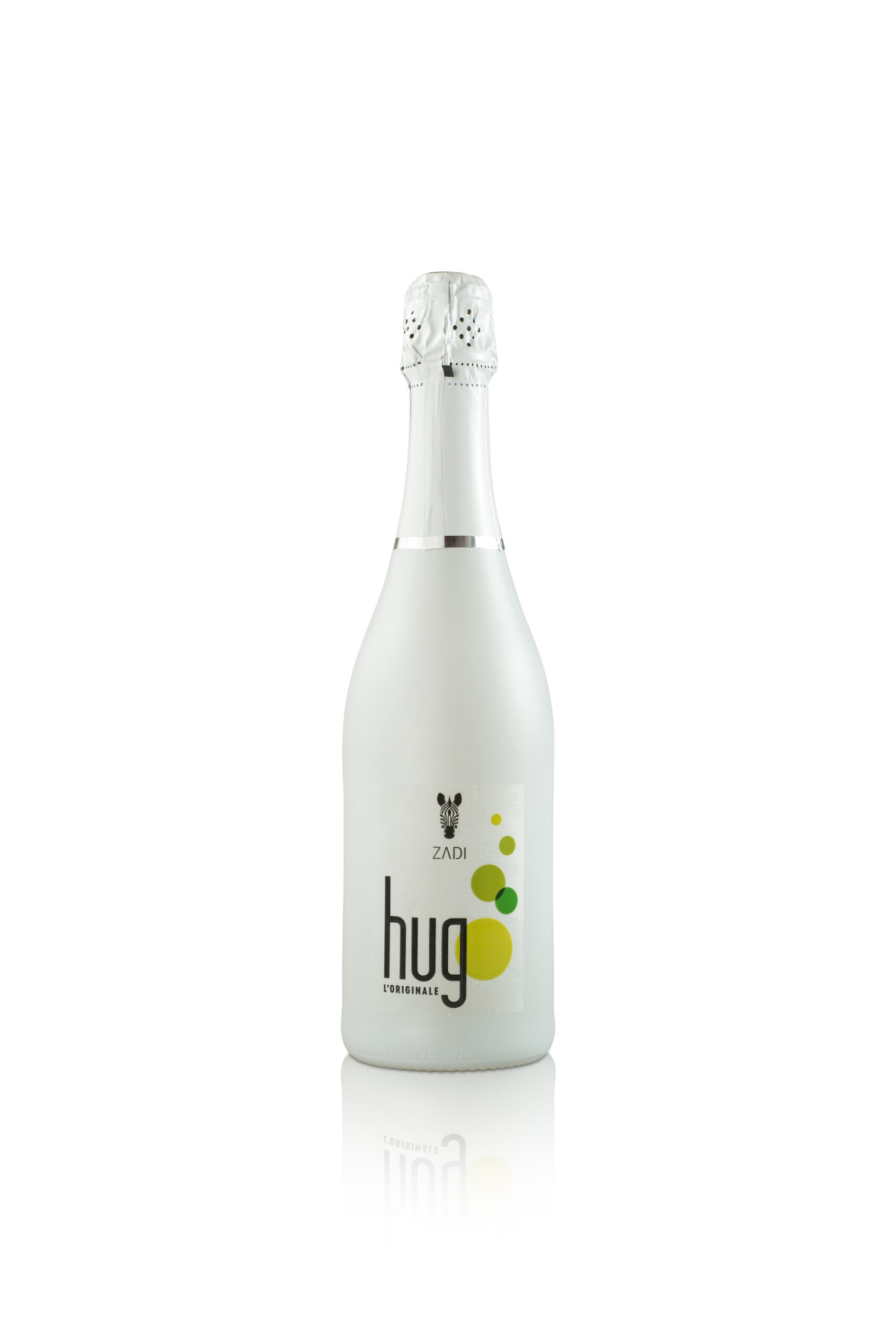 fles Hugo l'originale 75cl.